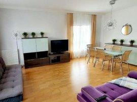 Inchiriere apartament 3 camere, zona Floreasca, Barbu Vacarescu, ansamblu rezidentialal