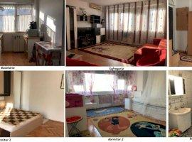 Apartament 3 camere, Cismigiu-Opera, 400 Euro