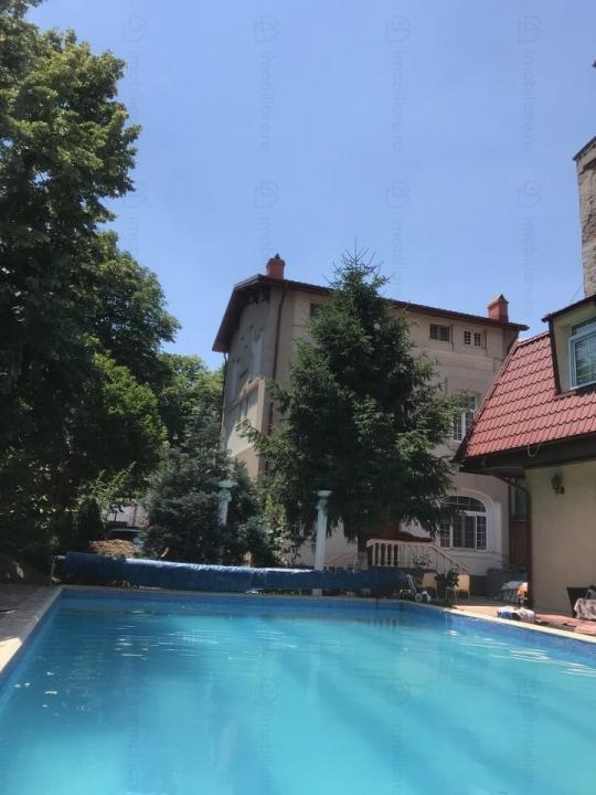 Casa Vila 10 camere (lux) Unirii Parcul Carol