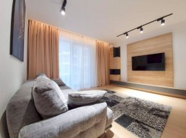 Apartament Lux One Herastrau , 2 camere , mobilat +parcare