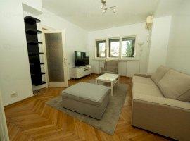 Apartament de vanzare, 3 camere, Dorobanti, Romana, 76.000 eur