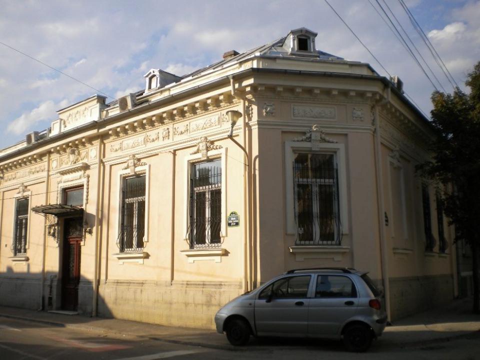 Casa Vila 11 camere Armeneasca