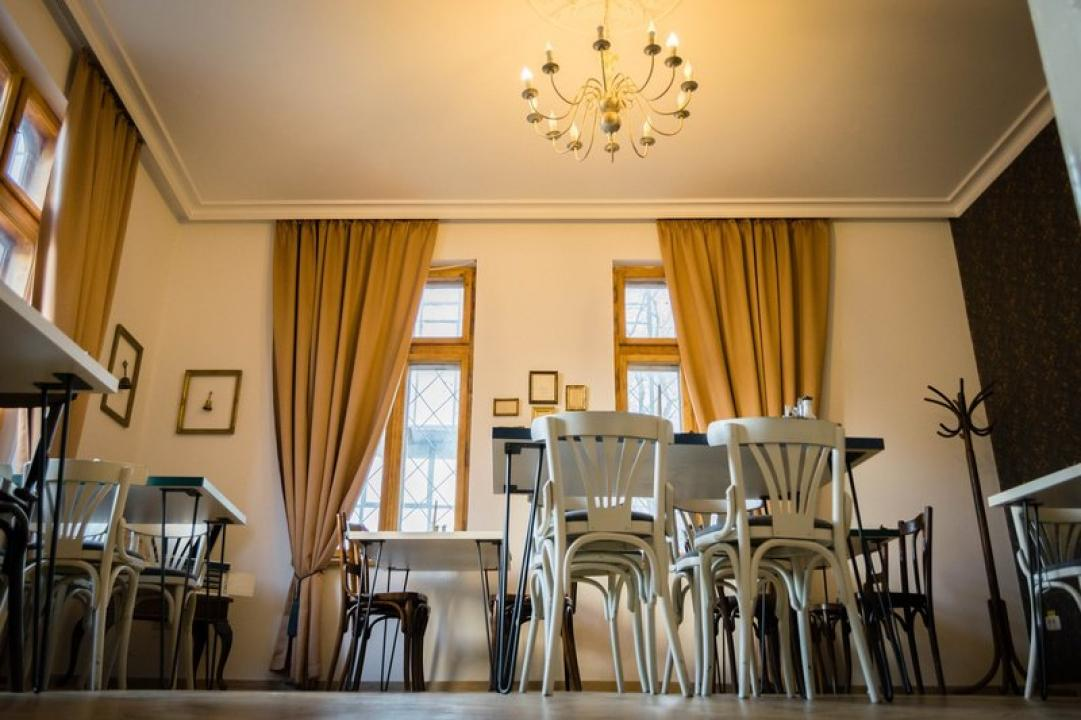 Casa Vila 6 camere Calarasilor (restaurant)