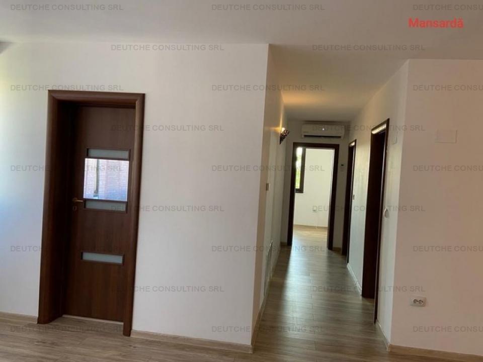 Casa Vila 9 camere Bucurestii Noi