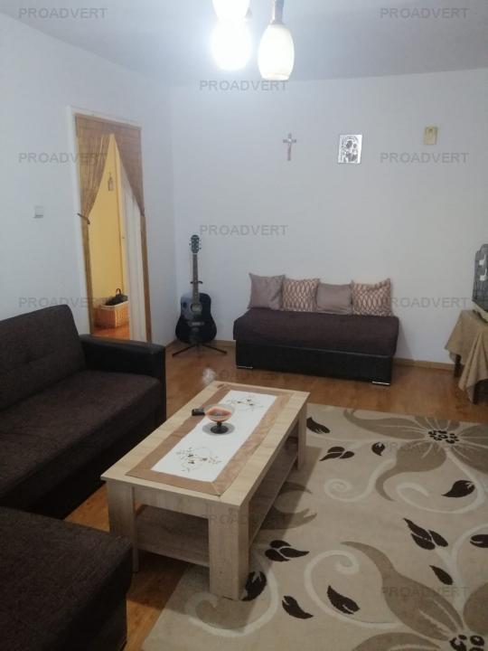 Apartament spatios, trei camere, zona Braytim