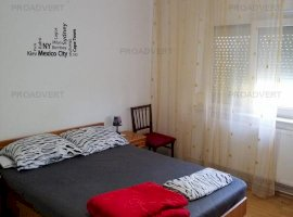 Apartament cu trei camere, confort unu, zona Soarelui