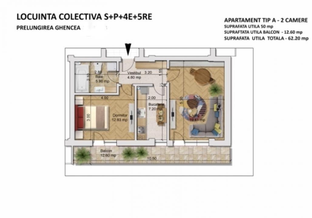 Direct Dezvoltator 2 camere