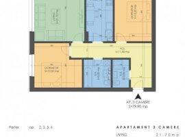 Apartamente 2- 3 camere, suprafete generoase, sector 5