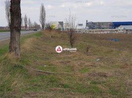 Vanzare teren constructii 7500 mp, Nicolae Balcescu, Nicolae Balcescu