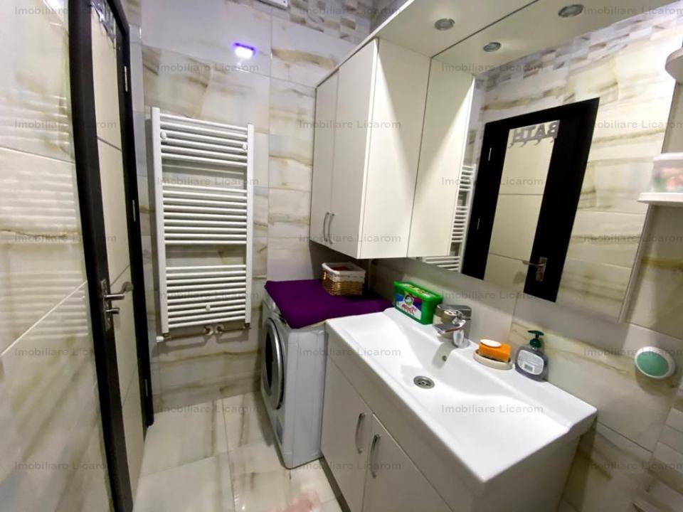 Apartament 3 camere ISARAN etaj 5/10,cu 2 bai,mobilat si utilat LUX