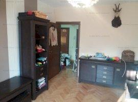 Apartament 3 camere decomandat Racadau,Molidului,bloc tip vila,mobilat,utilat.