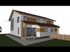 Casa, parte din duplex, Stupini,Brasov