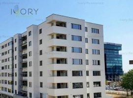 Apartament 2 camere, 72mp utili, decomandat la Ivory Residence Pipera