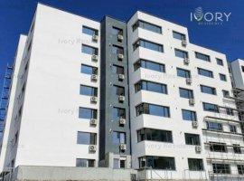{ IVORY RESIDENCE}STUDIO Semidecomandat cu balcon ( 49 mp utili)