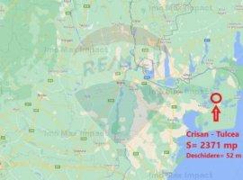 Teren Investitie, Deschidere 52m Dunare, 0% Comision