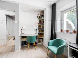 Apartament cu 2 camere de vânzare zona Piata Alba Iulia 0% COMISION