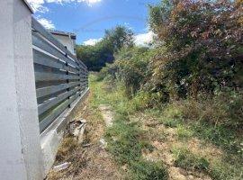 Teren intravilan 1000 mp in comuna Bascov sat Stejeret