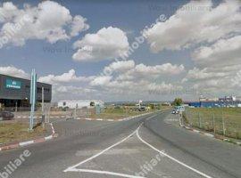 Vanzare teren constructii 19817mp, Aeroport, Sibiu