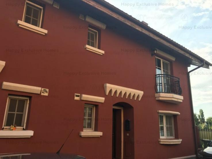 Vila 4 camere 150mp    Voluntari   Piscina   Curte