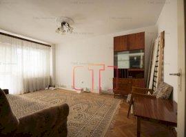 Apartament decomandat, 3 camere, zona Vasile Aron