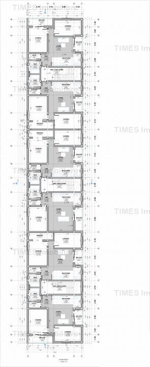COMISION 0 %. De vânzare apartament cu 3 camere, Șelimbar