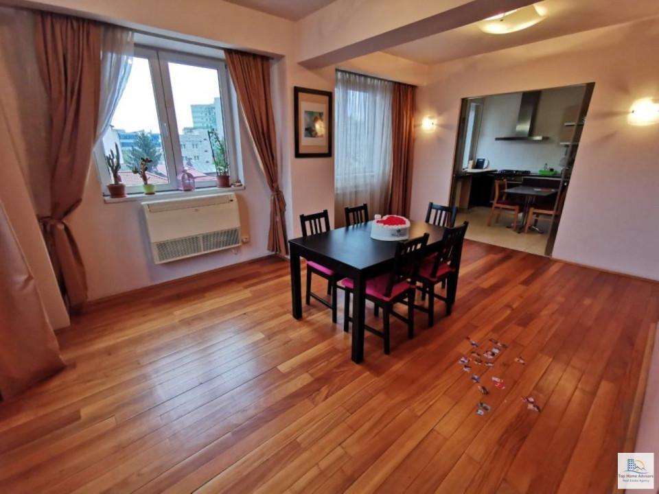 Apartament 5 camere zona 1 Mai- Aviator Popisteanu- Expozitiei