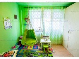 Apartament 3 camere - Zona metrou Obor (stradal)
