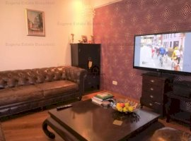 Apartament 3 camere mobilat/utilat - zona Brancoveanu