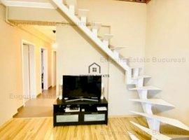 Apartament tip duplex cu 4 camere in zona Metrou Dimitrie Leonida