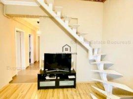 Apartament tip duplex cu 3 camere + Mansarda,  Metrou Dimitrie Leonida