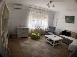 Apartament 3 camere renovat recent centrala proprie zona Doamna Ghica