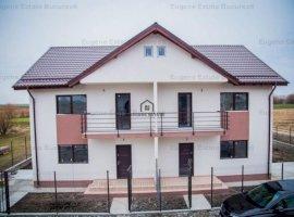 Casa Tip Duplex - P+1+M - Comuna Berceni