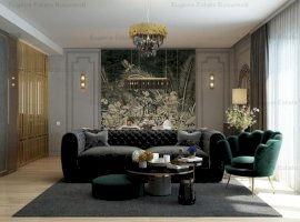 Apartament 3 camere bloc 2020 - parc Herastrau ( 3 minute)