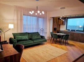 Apartament 3 camere Pipera + 2 locuri parcare subterane + boxa