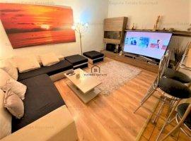Apartament 3 camere semidecomandat, zona-Alexandru Obregia