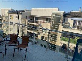 Apartament cu 3 camere si balcon spatios - Padurea Baneasa