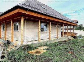 Casa ecologica 189 mp comuna Berceni