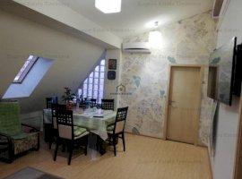 Apartament Penthouse, 3 camere, Aradului