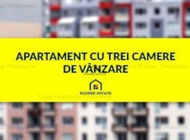 Apartament cu 3 camere foarte spatios in Giroc (UM)