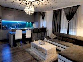Apartament cu 3 camere, decomandat și ultrafinisat, în Soarelui