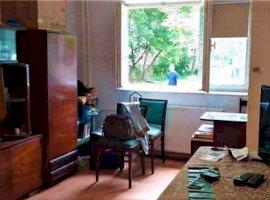 Apartament 1 camera, semidecomandat, zona Girocului