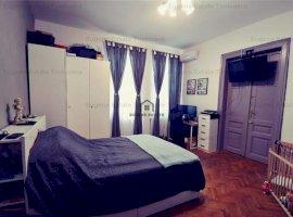 Apartament in cladire istorica, cu 3 camere, zona Badea Cartan