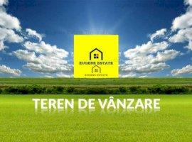 Teren pretabil pentru constructii rezidentiale si comerciale