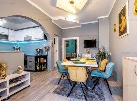 Apartament cu 3 camere amenajat, Ultracentral