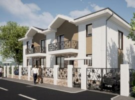 Duplex cu 5 camere în Chișoda