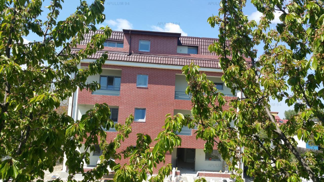 Apartament 2 camere pe Soseaua Alexandriei cu o suprafata de 56.64mp.
