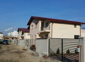 De vanzare vila in Prelungirea Ghencea adiacent, suprafata utila 120mp, teren 250mp, utilitati.
