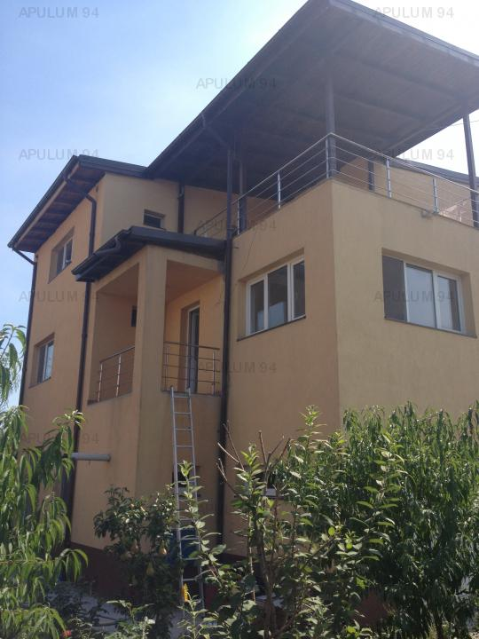 Vila in Otopeni, 7 camere, P+2, suprafata 367mp, teren 483mp, utilitati, strada asfaltata.