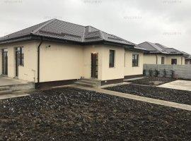 Vila individuala in Clinceni, Putul Olteni, 4 camere, suprafata construita 125mp, teren 500mp.