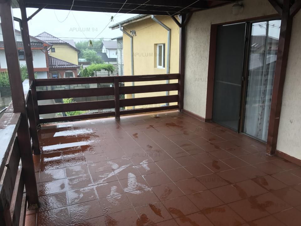 Vila in Chiajna, P+1+M, 5 camere, suprafata 210mp, teren 300mp, mobilata si utilata. Utilitati.